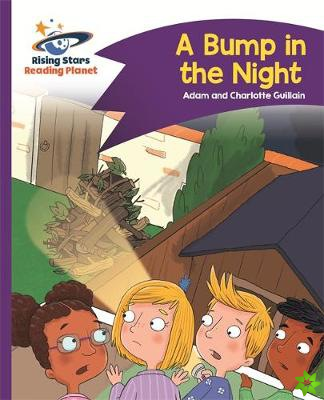 Reading Planet - A Bump in the Night - Purple: Comet Street Kids