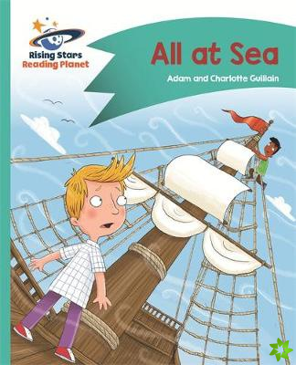 Reading Planet - All at Sea - Turquoise: Comet Street Kids