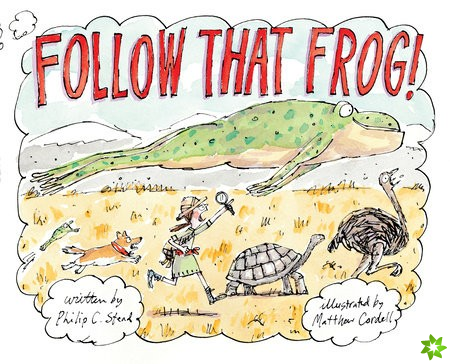 Follow That Frog!