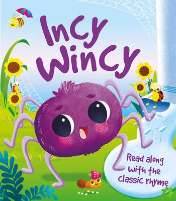 INCY WINCY SPIDER PADDED STORY