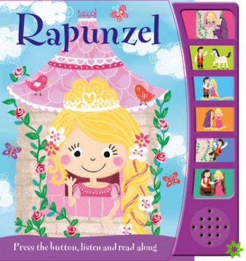 RAPUNZEL NOISY READERS