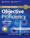 Objective Proficiency Student's Book with Answers with Downloadable Software