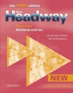 New Headway: Elementary: Workbook (with Key)