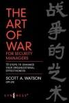 Art of War for Security Managers