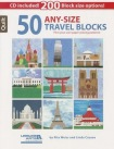50 Any- Size Travel Quilt Blocks
