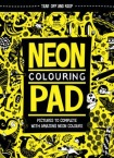 Neon Colouring Pad