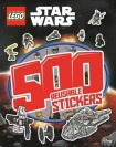 LEGO Star Wars: 500 Reusable Stickers
