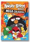 Angry Birds Movie Mega Colouring Book