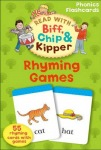 Oxford Reading Tree Read with Biff, Chip, and Kipper: Rhyming Games Phonics Flashcards