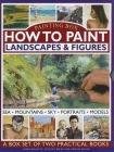 Painting Box: How to Paint Landscapes a Figures