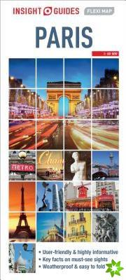 INSIGHT FLEXI MAP PARIS