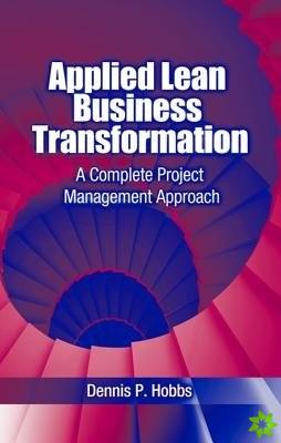 Applied Lean Business Transformation