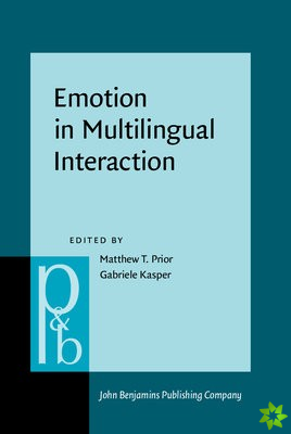 Emotion in Multilingual Interaction