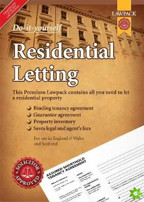 Premium Do-it-Yourself Residential Letting