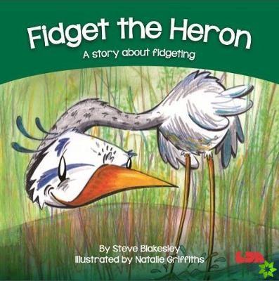 Fidget the Heron