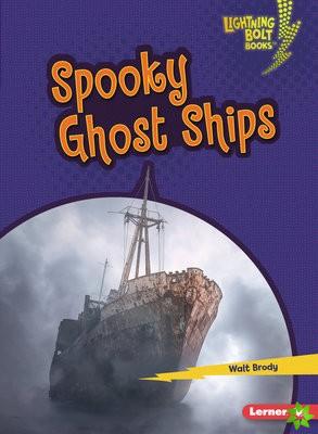 Spooky Ghost Ships