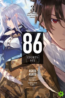 86 - EIGHTY SIX, Vol. 3 (light novel)