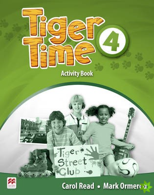 Tiger Time Level 4 Activity Book