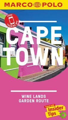 Cape Town Marco Polo Pocket Guide - with pull out map