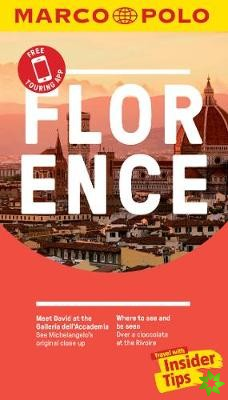 Florence Marco Polo Pocket Travel Guide 2019 - with pull out map