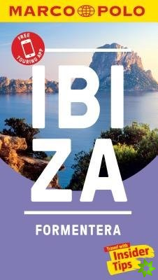 Ibiza Marco Polo Pocket Travel Guide 2019 - with pull out map