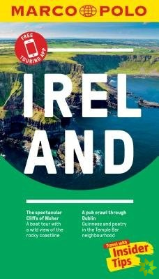 Ireland Marco Polo Pocket Travel Guide 2019