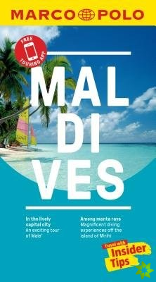Maldives Marco Polo Pocket Travel Guide 2019 - with pull out map