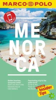 Menorca Marco Polo Pocket Travel Guide 2019 - with pull out map