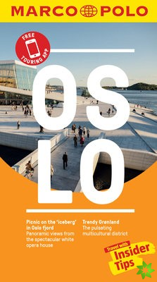 Oslo Marco Polo Pocket Travel Guide - with pull out map