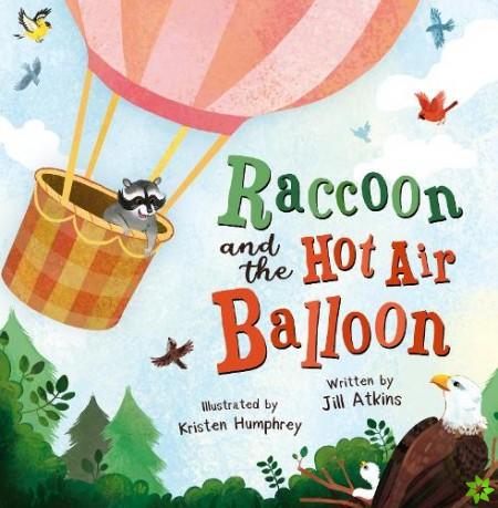 Raccoon and the Hot Air Balloon