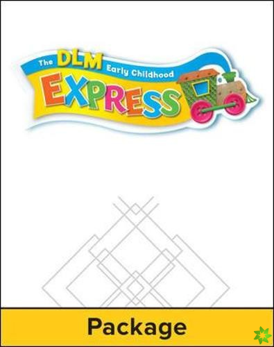 DLM Early Childhood Express, My Theme Library Classroom Package Spanish (64 books, 1 each of 6-packs)