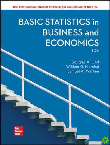 Basic Statistics in Business and Economics
