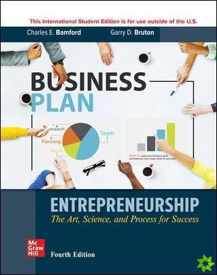 ISE ENTREPRENEURSHIP: The Art, Science, and Process for Success