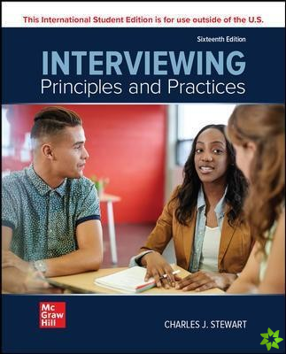 ISE Interviewing: Principles and Practices