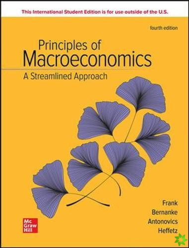 ISE Principles of Macroeconomics, A Streamlined Approach
