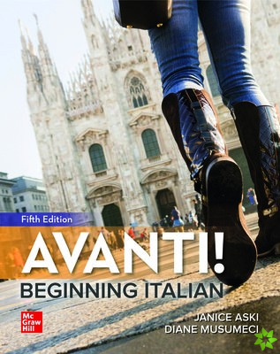 Workbook/Laboratory Manual for Avanti!