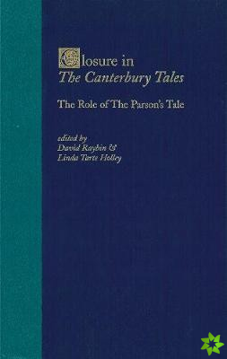 Closure in the Canterbury Tales