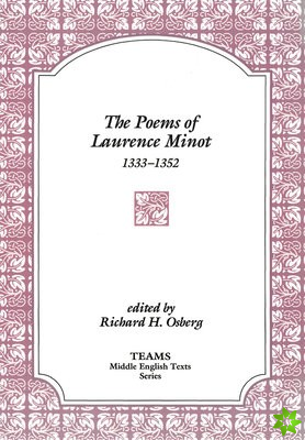 Poems of Laurence Minot, 1333-1352