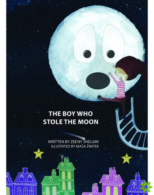 Boy Who Stole The Moon
