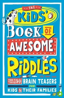 Kids' Book of Awesome Riddles