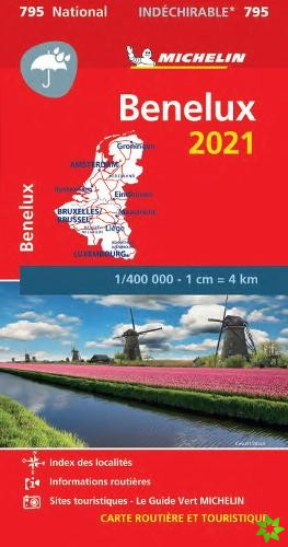 Benelux 2021 - High Resistance National Map 795