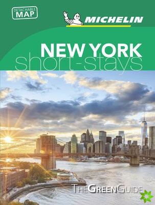 New York - Michelin Green Guide Short Stays