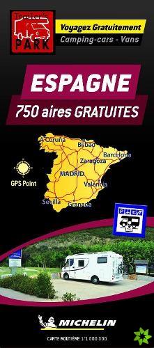 Spain Motorhome Stopovers