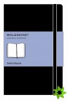 Moleskine Large Sketchbook Black