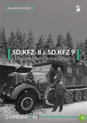 SD.Kfz. 8 & SD.Kfz. 9 Schwerer Zugkraftwagen (12t & 18t)