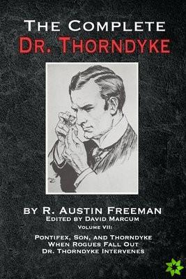 Complete Dr. Thorndyke - Volume VII
