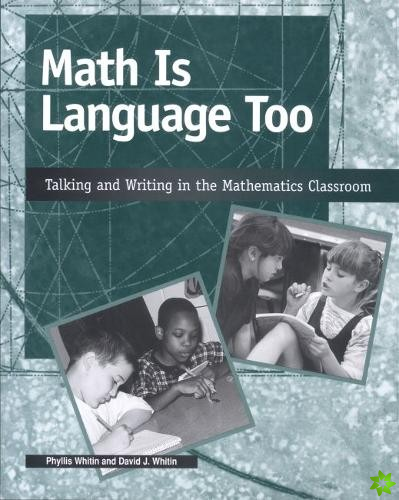 Math is Language Too