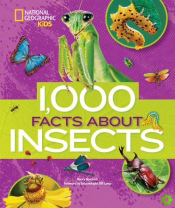 1000 Facts About Insects