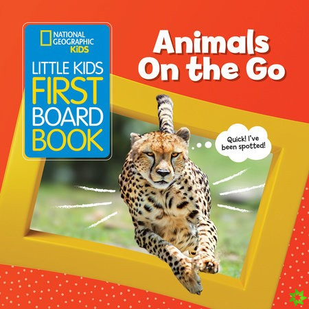 Little Kids First Board Book Animals on the Go