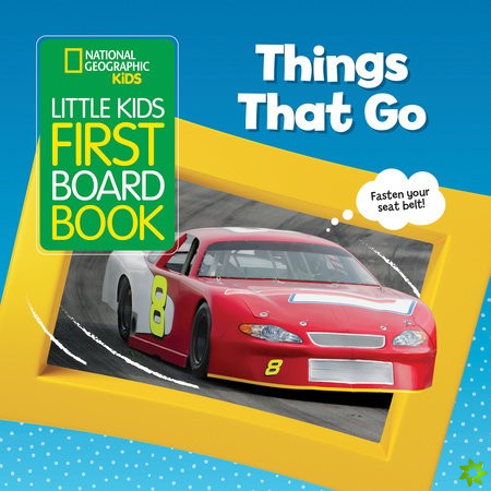 Little Kids First Board Book Things that Go